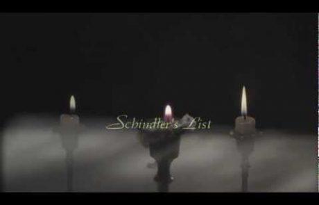 Schindler's List: The Vanishing Shabbat Light