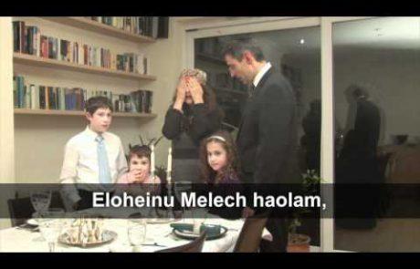 Rabbi Jonathan Sacks on How and Why to Light the Candles