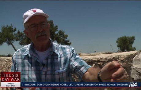 IDF Veteran Yaki Hetz Returns to Ammunition Hill: 50 Years Later