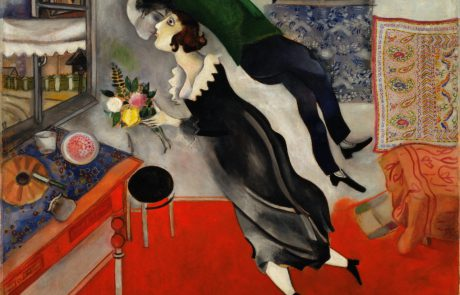 """Bella Chagall's """"Burning Lights:"""" A Recollection"""