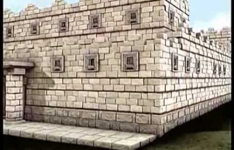 An Animated 3D Reconstruction of the City of David and the Temple
