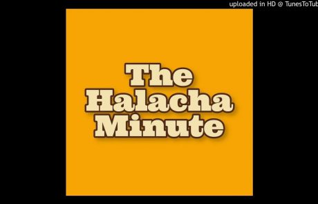 A Brief Halachic Exploration of the Shabbat Morning Kiddush