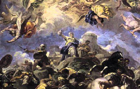 Judith & The Hannukah Story