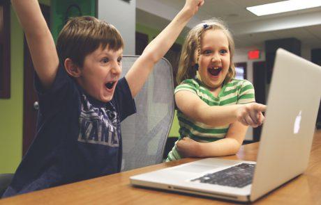 A Hannukah Website for Children