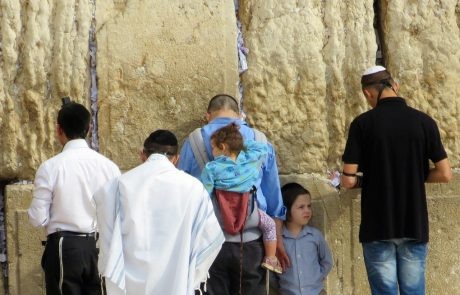 How to Visit the Western Wall With Kids