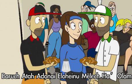 Moishe House: Friday Night Shabbat Rituals