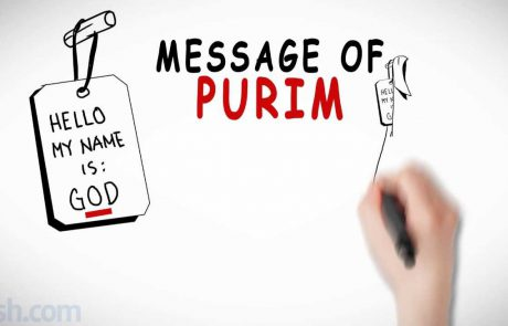 God is in Control: The Spiritual Message of the Purim Story