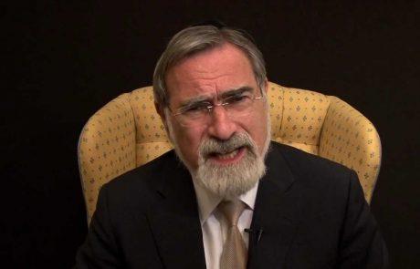 Rabbi Jonathan Sacks: 8 Thoughts for 8 Nights
